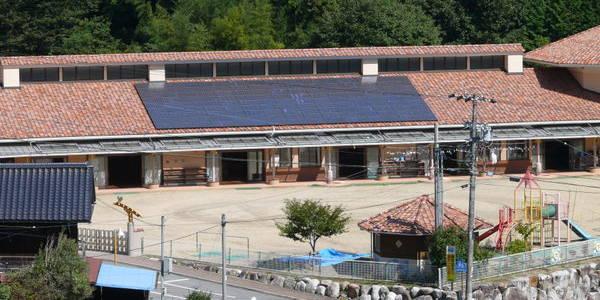 2009~2010年 おひさまファンド2009 設置施設一覧